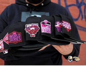 Moon Rocks MLB 59Fifty Fitted Hat Collection by MLB x New Era Side