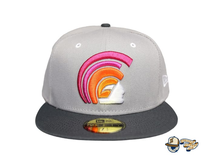 Mua Gray Graphite Multi 59Fifty Fitted Cap by Fitted Hawaii x New Era