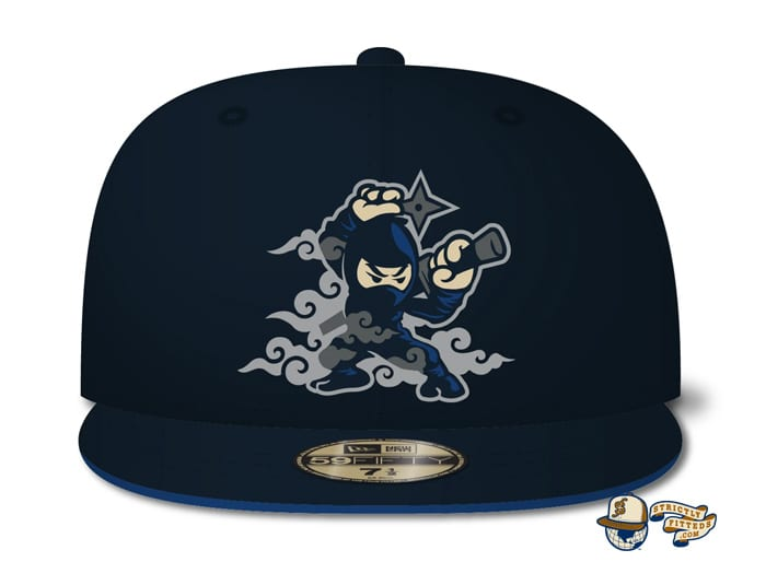Shadow Sox 59Fifty Fitted Cap by The Clink Room x New Era