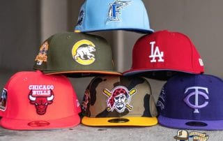 Sneaker Town May 15 21 59Fifty Fitted Cap Collection by New Era