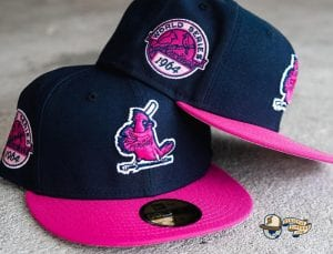 Sneaker Town May 15 21 59Fifty Fitted Cap Collection by New Era Cardinals