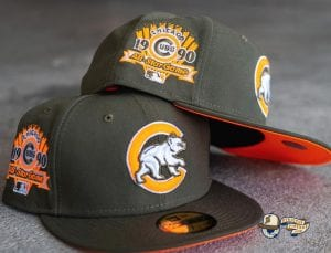 Sneaker Town May 15 21 59Fifty Fitted Cap Collection by New Era Cubs