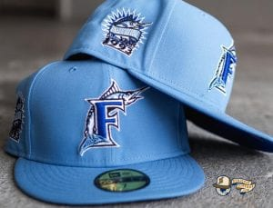 Sneaker Town May 15 21 59Fifty Fitted Cap Collection by New Era Marlins