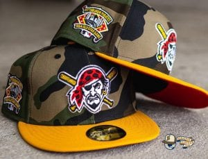 Sneaker Town May 15 21 59Fifty Fitted Cap Collection by New Era Pirates