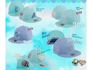 Sugar Shack MLB 59Fifty Fitted Hat Collection by MLB x New Era Bottom