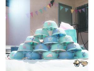 Sugar Shack MLB 59Fifty Fitted Hat Collection by MLB x New Era Front