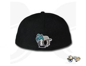 The Angerfish 59Fifty Fitted Cap by Over Your Head x New Era Back