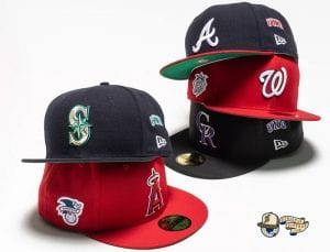 Undefeated MLB Fundamentals 59Fifty Fitted Cap Collection by Undefeated x MLB x New Era