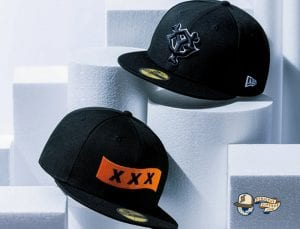 Yomiuri Giants God Selection XXX 59Fifty Fitted Cap Collection by God Selection XXX x NPB x New Era