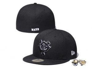 Yomiuri Giants God Selection XXX 59Fifty Fitted Cap Collection by God Selection XXX x NPB x New Era Black