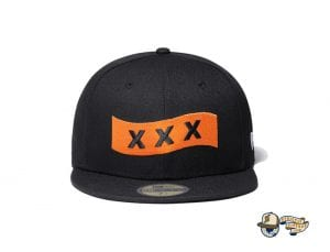 Yomiuri Giants God Selection XXX 59Fifty Fitted Cap Collection by God Selection XXX x NPB x New Era Front