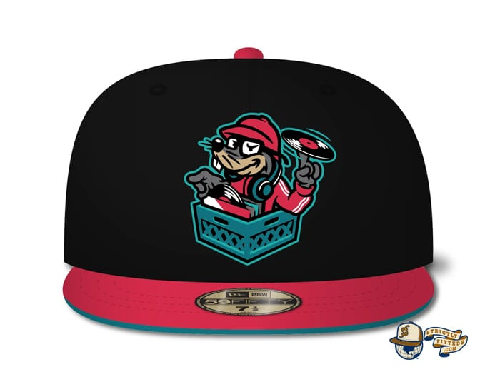 Crate Diggers 59Fifty Fitted Cap by The Clink Room x New Era