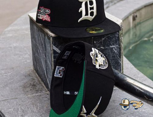 Fam Cap Store Exclusive MLB Cooperstown Green UV 59Fifty Fitted Cap Collection by MLB x New Era