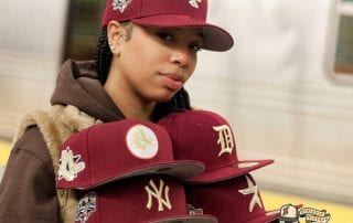 Hat Club Exclusive Beanpot Pack MLB 59Fifty Fitted Hat Collection by MLB x New Era