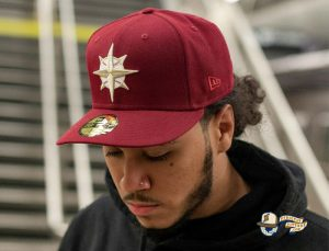 Hat Club Exclusive Beanpot Pack MLB 59Fifty Fitted Hat Collection by MLB x New Era Front