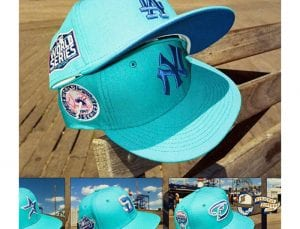 Hat Club Exclusive MLB Cyclone 59Fifty Fitted Hat Collection by MLB x New Era Side