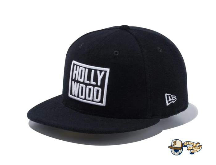 Hollywood 59Fifty Fitted Cap by New Era