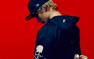 mastermind JAPAN SS2021 Gore-Tex Paclite 59Fifty Fitted Cap by mastermind JAPAN x New Era