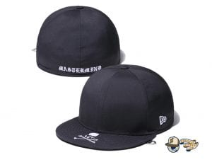 mastermind JAPAN SS2021 Gore-Tex Paclite 59Fifty Fitted Cap by mastermind JAPAN x New Era Front