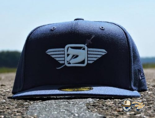 Maverick Oceanside Blue 59Fifty Fitted Hat by Dionic x New Era
