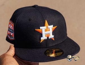 MLB Variety Pack 59Fifty Fitted Hat Collection by MLB x New Era Astros