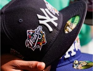 MLB World Champions 59Fifty Fitted Cap Collection by MLB x New Era