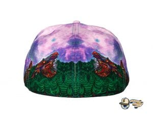 Phil Lewis Jellyfish V2 Fitted Hat by Phil Lewis x Grassroots Back