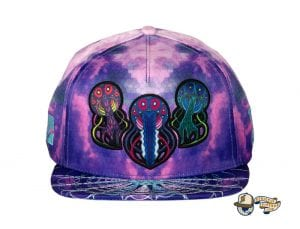 Phil Lewis Jellyfish V2 Fitted Hat by Phil Lewis x Grassroots Front