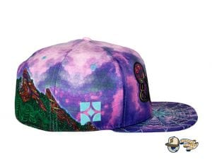 Phil Lewis Jellyfish V2 Fitted Hat by Phil Lewis x Grassroots Right