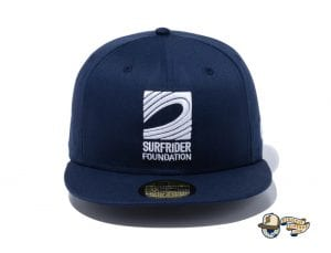 Surfrider Foundation 59Fifty Fitted Cap Collection by Surfrider Foundation x New Era Navy