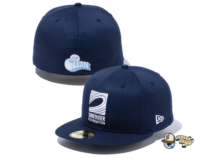 Surfrider Foundation 59Fifty Fitted Cap Collection by Surfrider Foundation x New Era