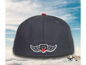 The Blacksnake 59Fifty Fitted Cap by Over Your Head x New Era Back