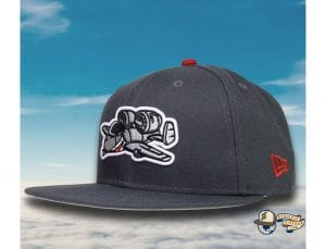 The Blacksnake 59Fifty Fitted Cap by Over Your Head x New Era Side