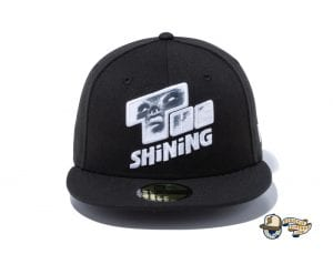 The Shining 59Fifty Fitted Cap by The Shining x New Era Front