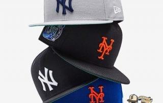 Awake MLB Subway Series 2021 59Fifty Fitted Cap Collection by Awake x MLB x New Era