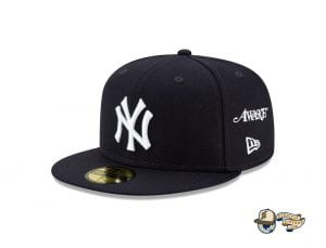 Awake MLB Subway Series 2021 59Fifty Fitted Cap Collection by Awake x MLB x New Era Left