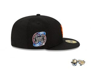 Awake MLB Subway Series 2021 59Fifty Fitted Cap Collection by Awake x MLB x New Era Patch