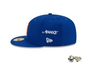 Awake MLB Subway Series 2021 59Fifty Fitted Cap Collection by Awake x MLB x New Era Side