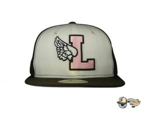 Ice Cream Capsule 59Fifty Fitted Cap Collection by Leaders 1354 x New Era Front