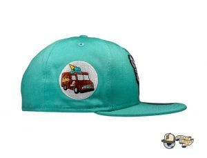 Ice Cream Capsule 59Fifty Fitted Cap Collection by Leaders 1354 x New Era Side