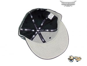 Looney Tunes Taz Black Heather 59Fifty Fitted Hat by Looney Tunes x New Era Undervisor