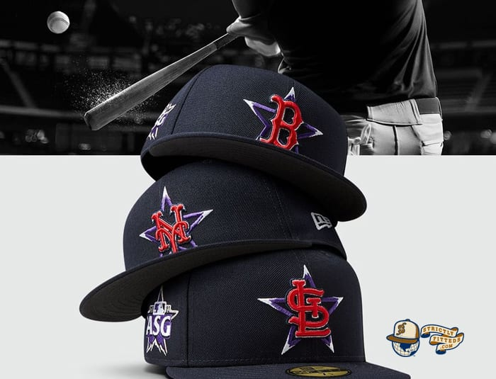 MLB All-Star Game 2021 59Fifty Fitted Cap Collection by MLB x New Era