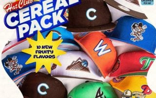 MLB Cereal Pack 59Fifty Fitted Hat Collection by MLB x New Era