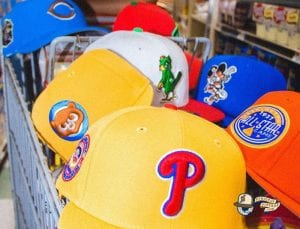 MLB Cereal Pack 59Fifty Fitted Hat Collection by MLB x New Era Designs