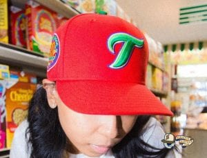 MLB Cereal Pack 59Fifty Fitted Hat Collection by MLB x New Era Front
