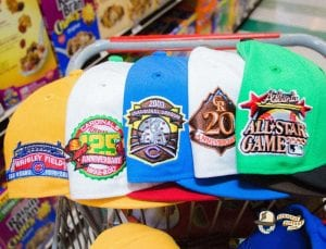 MLB Cereal Pack 59Fifty Fitted Hat Collection by MLB x New Era Side
