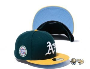 MLB Icy Side Patch 59Fifty Fitted Cap Collection by MLB x New Era Athletics