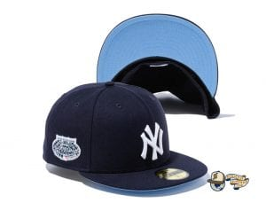 MLB Icy Side Patch 59Fifty Fitted Cap Collection by MLB x New Era Yankees