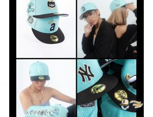 MLB Mint Conditions 59Fifty Fitted Hat Collection by MLB x New Era Front