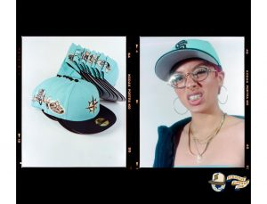 MLB Mint Conditions 59Fifty Fitted Hat Collection by MLB x New Era Patch